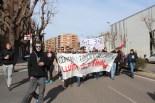 Manifestacions a Tarragona per la Vaga d'Estudiants del 26 de febrer