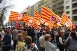 Primer de maig 2015   Manifestació de CCOO i UGT a Tarragona