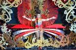 Carnaval 2016 | Disfressa d'Or a Tarragona