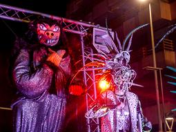 Rua de Lluïment del Carnaval de Tarragona