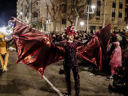 Rua de l'Artesania del carnaval de Tarragona