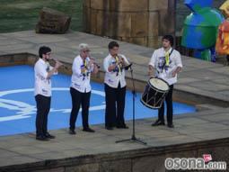 Cloenda dels Jocs Mediterranis