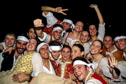 Celebració del 20è aniversari de l'Esbart Dansaire de Mollet