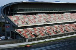Formula One Test Days al Circuit de Catalunya