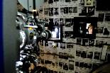 El cinema Alhambra de la Garriga La cabina de projecció.