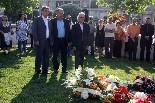 74è aniversari del bombardeig de Granollers