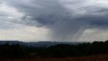 Paisatge i meteorologia (setembre i octubre 2012) Cànoves, mes de setembre.