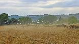 Paisatge i meteorologia (setembre i octubre 2012) Lliçà d'Amunt, setembre.