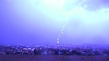 Paisatge i meteorologia (setembre i octubre 2012) Canovelles, mes d'octubre.