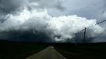 Paisatge i meteorologia (setembre i octubre 2012) Les Franqueses del Vallès, octubre.