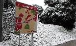 Nevada al Vallès Oriental (febrer 2013) L'Ametlla del Vallès. Autor: Ajuntament de l'Ametlla