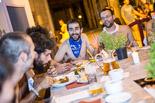 El sopar nudista de la Gran Correguda